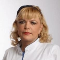 Массажист клиники «ТитАн» Ольга Дробилова