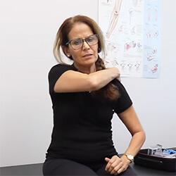 Боль в плечевом суставе у пациента