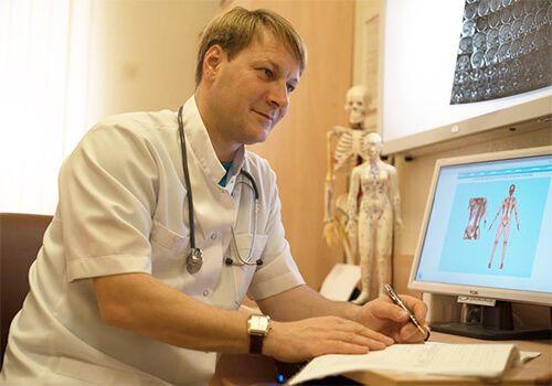 Консультация невролога клиники «ТитАн»