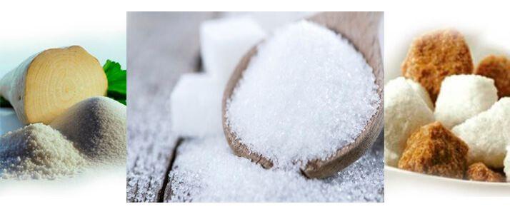 Сахар и сахароза