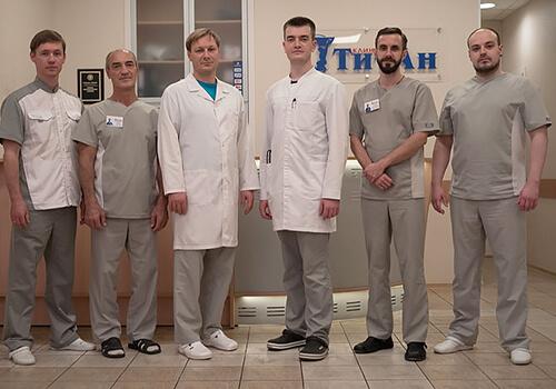 Врачи неврологи Клиники ТитАн