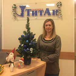 Пациент клиники позвоночника Некрасова Ирина Владимировна оставил отзыв о лечении