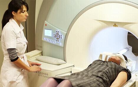 Процедура проведения МРТ поясничного отдела позвоночника
