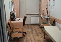Кабинет врача-невролога клиники ТитАн