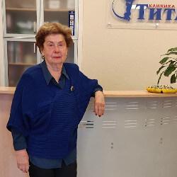 Пациент клиники позвоночника Моисеева В.Н. оставил отзыв о лечении