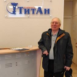 Пациент клиники позвоночника Сокол Ф. Н. оставил отзыв о лечении